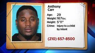 East SA man wanted for intentionally injuring child
