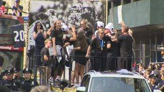 NYC hosts ticker tape parade for US women's soccer champs