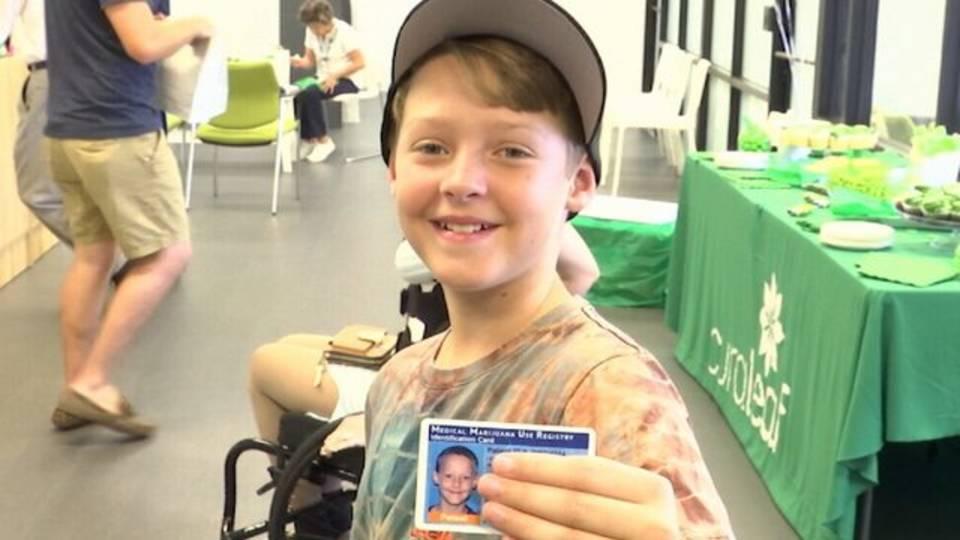 child interview medical marijuana card