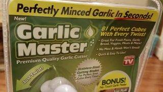 Is 'Garlic Master' worth your money?