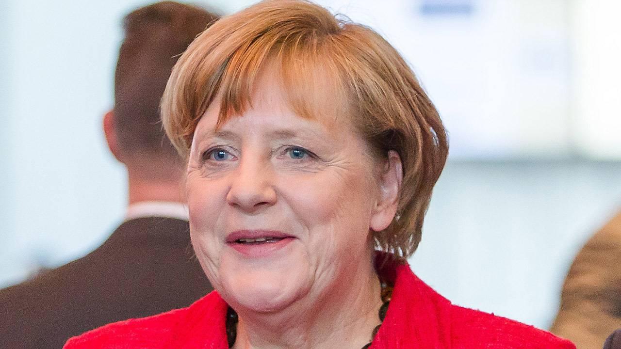 Merkel Hints At Same-Sex Marriage Vote In Germany-3868