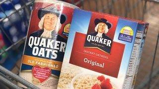 Report: Unsafe levels of weed killer in oat cereal products
