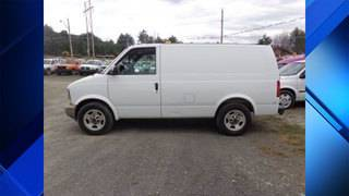 Police release description of van involved in hit-and-run crash