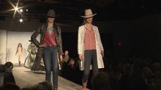 Cowgirls Live Forever Fashion Show raises money for scholarships