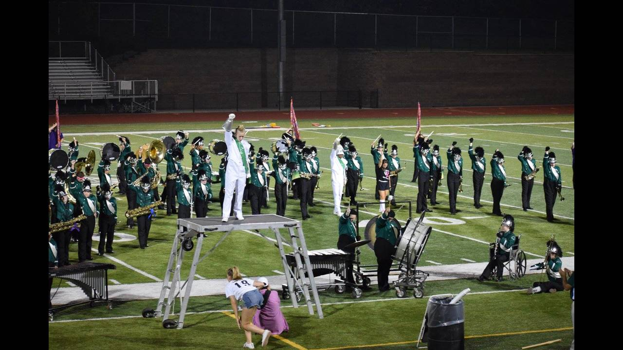 Waterford Kettering Marching Captains