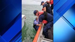 Chicago men rescued after boat capsizes off Florida Keys