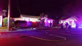 Electrical fire in kitchen damages home on East Side