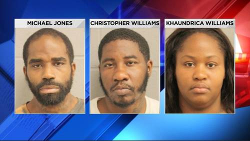 Shoplifting suspects caught thanks to quick actions of Harris County deputy