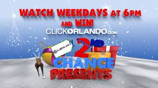 News 6 gives away more gifts with 2nd Chance contest