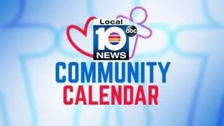 August 2018 community events calendar