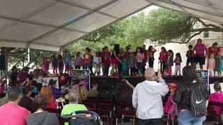 Fiesta de los Niños held at Port San Antonio