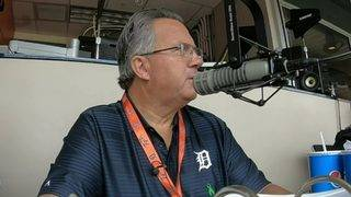 Detroit Tigers PA announcer Jay Allen says cancer diagnosis won't keep…