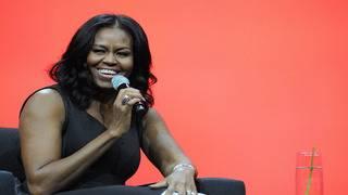 Michelle Obama encourages voter registration in star-studded PSA