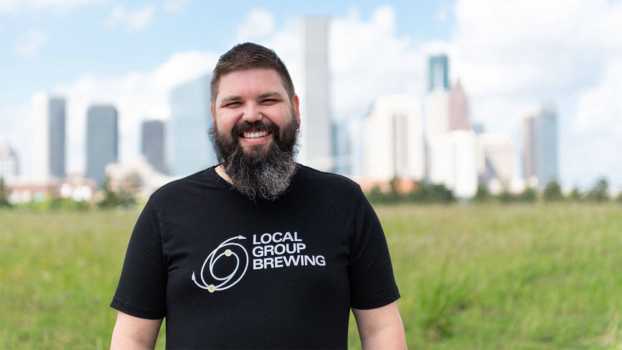 James Huggy Bear Wolfe - Local Group Brewing