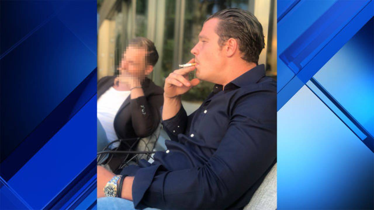 Victim robbed in Miami Beach wearing Rolex