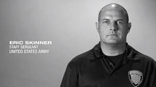 U.S. Army Staff Sgt. Eric Skinner shares his story