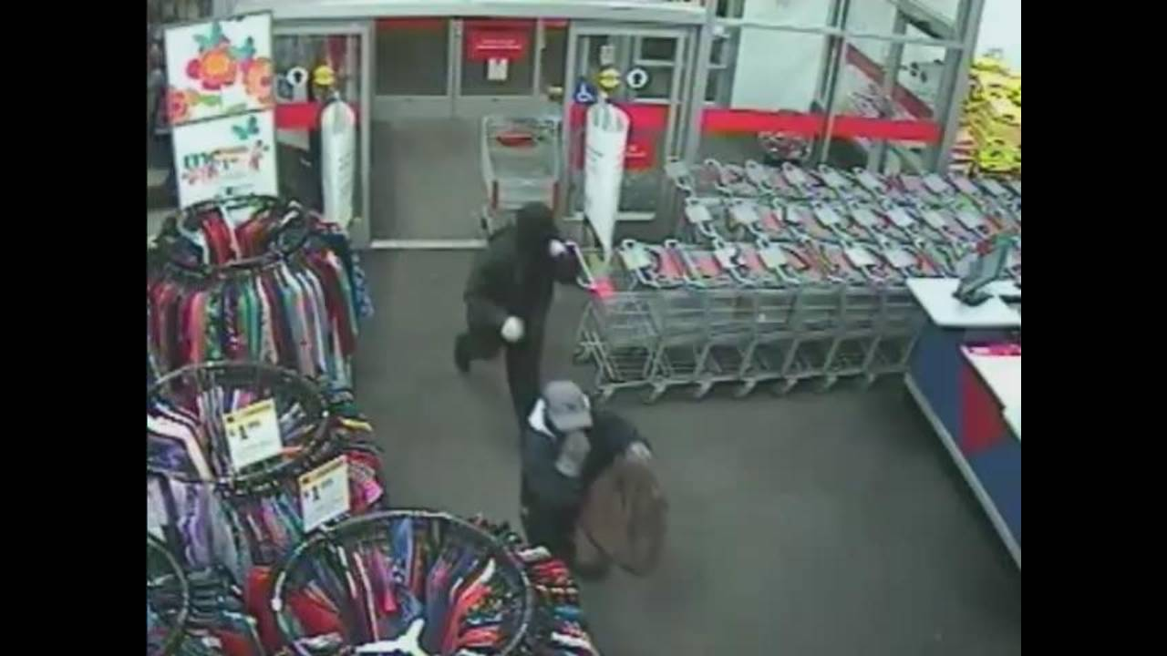 Waterford Township police release pictures, video of Kmart