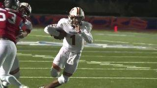 KSAT ELITE 12 RECRUIT NO. 12: Madison QB Dante Heaggans on senior year,&hellip&#x3b;