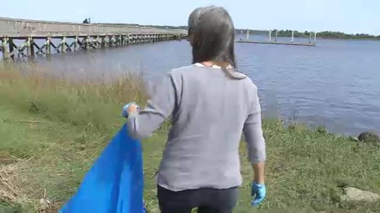 The St. Johns River Celebration 24th Annual Cleanup