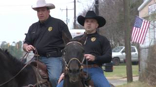 BCSO sheriff plans to bring back trail ride tradition