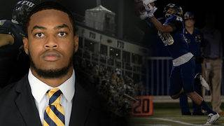 Florida International University mourns football player killed in car crash