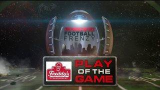 Friday Football Frenzy Play of the Game: Sept. 14, 2018