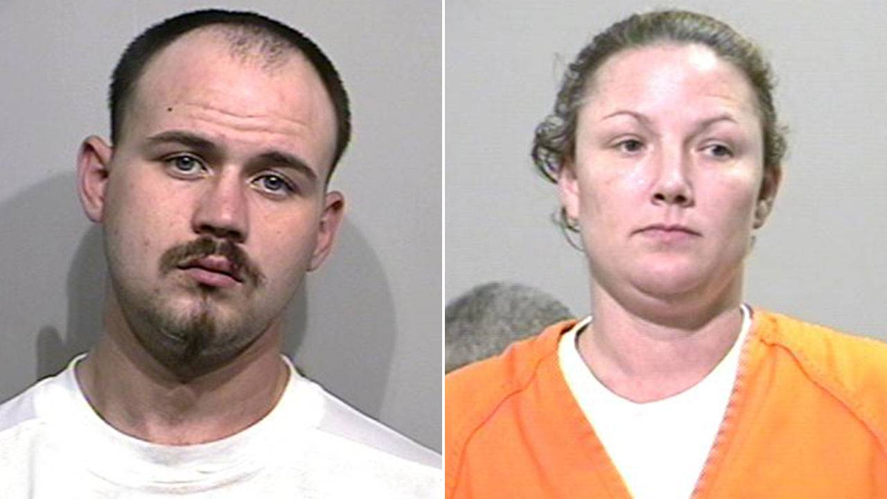Brandon Stansel and Kelly Brumley mug shots 7-16-19