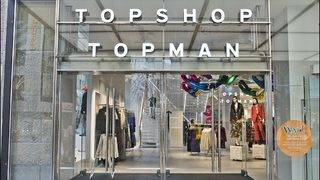Topshop closing all its US stores