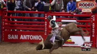 Rodeo Cam: Bull Riding 2/20/19