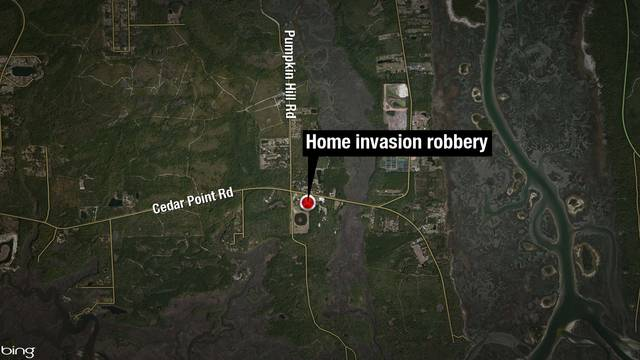 82 Year Old Tied Up In Home Invasion Robbery Police Say
