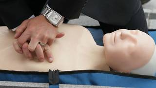 Hands-only CPR can save a life