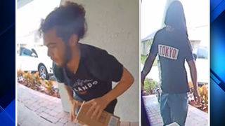 Authorities seek 2 people in series of thefts in Orange County