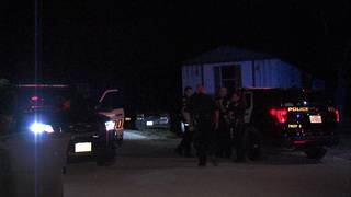 Man's stabbing by wife possibly self-defense, police say