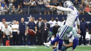 Brett Maher FG on final play lifts Cowboys over Lions 26-24