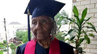 89-Year-Old Earns Her College Degree and Plans on Continuing Her Education