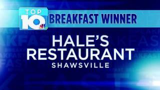 10 News Top 10: Breakfast