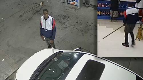 Police release photos of man wanted in connection with death of man beaten with stick
