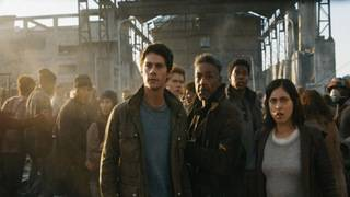 'Maze Runner' installment tops charts, Oscars pics get boost