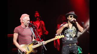 Roots, Rock, Reggae with Sting & Shaggy at Fillmore Miami Beach
