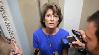 Murkowski will wait until Ford testifies before making decision