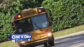 Broward County school bus driver accused of falling asleep behind wheel