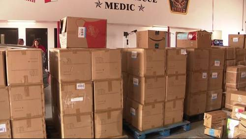 Local efforts kick-start help to storm victims on East Coast