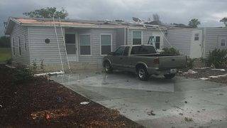 Pictures: Storm damage in Davenport
