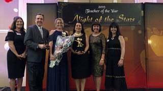 Seminole County teacher of the year uses positivity, passion to share&hellip&#x3b;