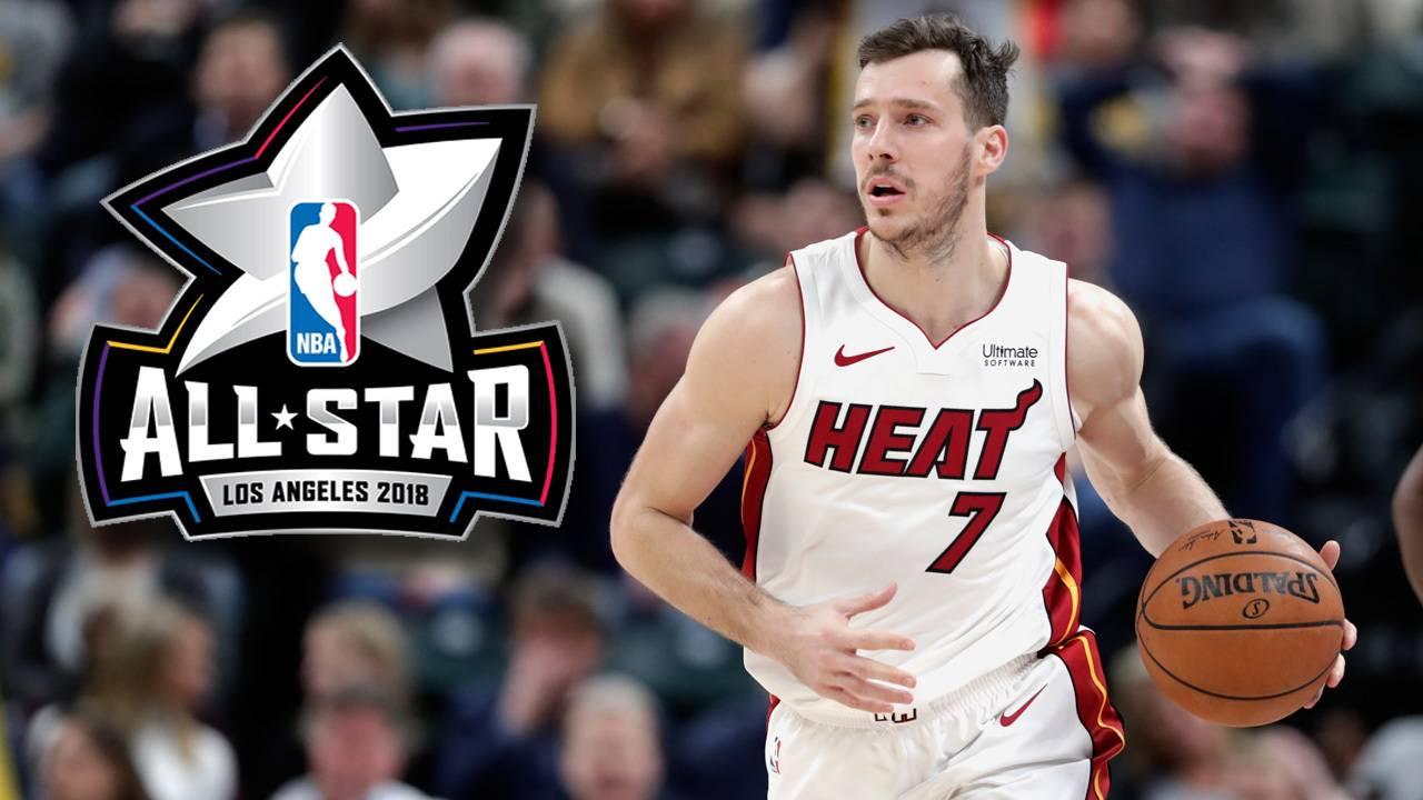 78bd3dd49 Heat s Goran Dragic added to NBA All-Star Game