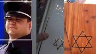 Video shows officer desecrating Jewish sacred Scripture in anti-Semitic&hellip&#x3b;