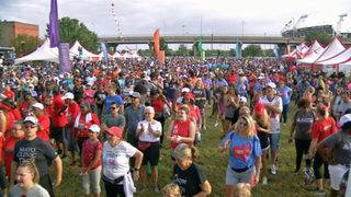 First Coast Heart Walk breaks record to help prevent No 1 killer