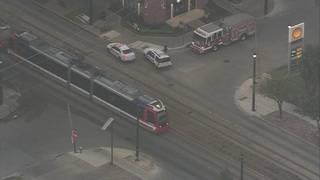 Man walking on METRORail tracks dies after being hit by train