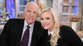 Meghan McCain Pens Emotional Tribute to Late Father John on 1-Year…
