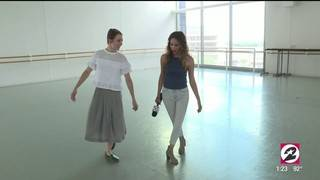 "Houston Ballet: Behind The Scenes Of ""Premieres"""